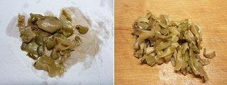 あらびきガーリック香る海老ザーサイの炊き込みご飯2.JPG