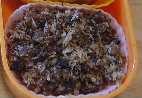 ひき肉とパン粉の甘辛炒め8.JPG
