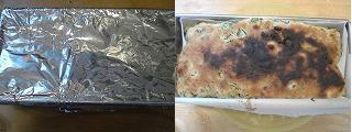 ホットケーキミックスで作る春菊パン3JPG.JPG