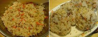 男子が喜ぶひき肉紅生姜のにぎり飯3.JPG